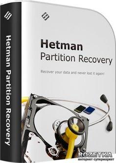 Hetman Partition Recovery для восстановления дисков Коммерческая версия для 1 ПК на 1 год (UA-HPR2.3-CE)