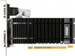 MSI PCI-Ex GeForce GT 730 2048MB DDR3 (64bit) (902/1600) (VGA, DVI, HDMI) (N730K-2GD3H/LP)