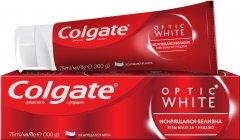 Зубная паста Colgate Optic White 75 мл (6920354811869)