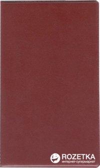 Папка специальная Panta Plast Для счета официанта Бордовая (0300-0028-10)