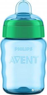 Чашка с мягким носиком Philips AVENT 260 мл Зеленая (SCF553/00_green)