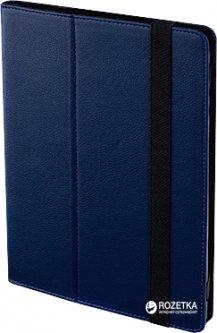 """Обложка Drobak Premium Case для планшета 9.6-10.3"""" универсальная Royal Blue (218769)"""