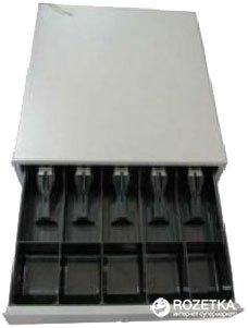 Денежный ящик Datecs HS 410 (SI-420R) 24 В Light Grey