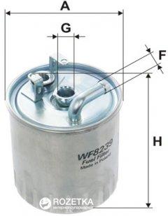 Фильтр топливный WIX Filters WF8239 - FN PP841/1