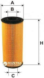 Фильтрующий элемент масляного фильтра WIX Filters WL7008 - FN OE640/1