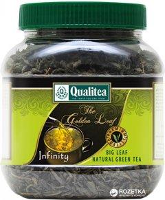 Чай зеленый Qualitea Цейлон Крупнолистовой 200 г (4791014004806)