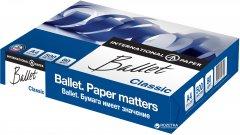Бумага офисная Ballet Classic А4 80г/м2 класс В 500 листов Белая (BT.A4.80.CL)