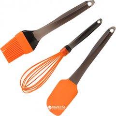 Кухонный набор Cook&Co из 3 предметов Оранжевый (8500512)