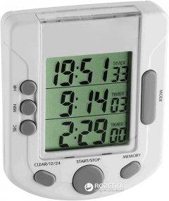 Кухонный цифровой таймер TFA Triple Time Белый (382020)