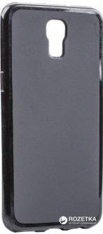 Панель Drobak Elastic PU для LG X screen Black (215584)