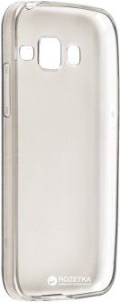 Панель Drobak Ultra PU для Samsung Galaxy Core Prime G360H/DS/Samsung Galaxy Core Prime VE G361H Grey (212940)