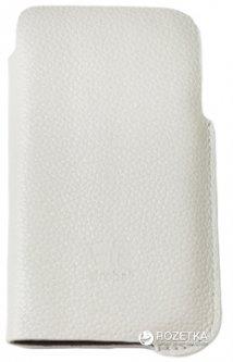 """Универсальный чехол-карман Drobak 4.3 """"-4.5"""" White (218794)"""
