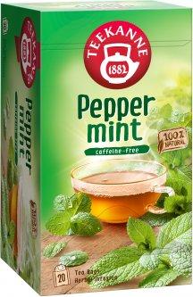 Чай травяной пакетированный Teekanne Мята 20 пакетиков (4009300522768)
