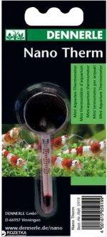 Термометр для мини-аквариумов Dennerle Nanotherm 6.5 см (4001615059199)