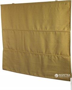 Римская штора Деко-Сити 160x160 см Бежевая (1009160)