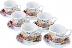 Кофейный набор Lora NP89SETCOF/160 из 12 предметов (72-045)
