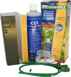 Стартовый комплект для удобрения растений CO2 Dennerle BIO 60 Starter (4001615030075)