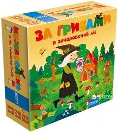 Настольная игра Granna За грибами в заколдованный лес (82166) (5900221082166)