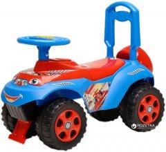 Автомобиль-каталка Active Baby музыкальный Сине-красный (013117-0212М)