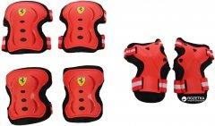 Защита Ferrari FAP3 3 в 1 размер M Красная (6944994936263)