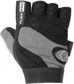 Перчатки для фитнеса Power System Flex Pro PS-2650 S Black (PS-2650_S_Black)