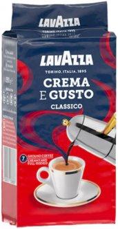 Кофе молотый Lavazza Crema&Gusto 250 г (8000070038769)
