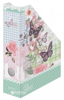 Вертикальный лоток Herlitz Ladylike Butterfly Салатовый (11225141)