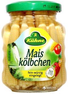 Кукурузные початки Kuhne консервированные 180 г (40804385)