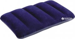 Надувная подушка Intex 43 x 28 x 9 см Синяя (68672)