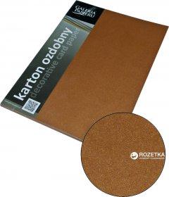Набор дизайнерской бумаги Galeria Papieru Millenium - Miedziany 220 г/м² А4 20 листов (5903069009371)