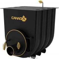 Печь калориферная для дома и дачи Canada ОО с варочной поверхностью (СW-00200500)