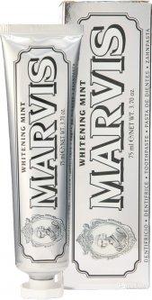 Отбеливающая зубная паста Marvis со вкусом мяты 85 мл (8004395111718)