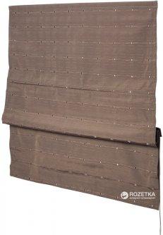 Римская штора Gardinia 80 x 160 см Светло-серая (710080)