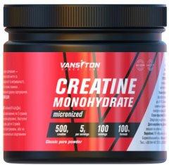 Креатин Vansiton моногидрат 500 г (4820106590511)