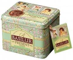 Чай зеленый рассыпной Basilur Зеленый 100 г (4792252100183)