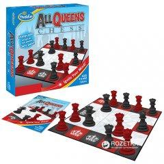 Логическая игра ThinkFun 3450 Шахматные королевы (019275034504)