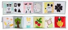 Развивающая книжка-раскладушка Мышки-Мартышки Taf Toys (12025)