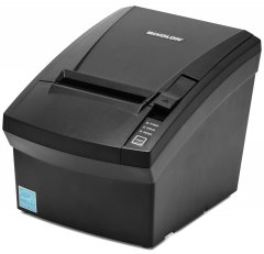 POS-принтер Bixolon SRP-330IICOESK USB, Serial, Ethernet с автообрезчиком Black (12488)