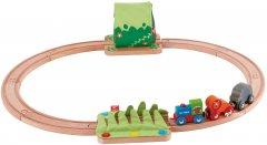 Набор железной дороги Hape Путешествие по джунглям (E3800)