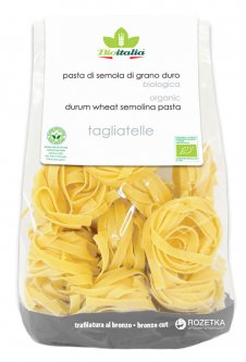 Макароны Bioitalia Nidi Tagliatelle 500 г (8024046009058)