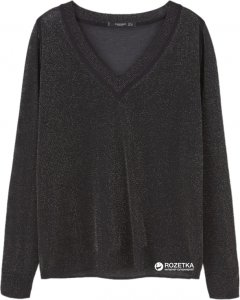 Пуловер Mango 73025528 S Черный (AB5000000165803)
