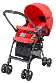 Прогулочная коляска Aprica Luxuna Light CTS Cheerful Red (92977)