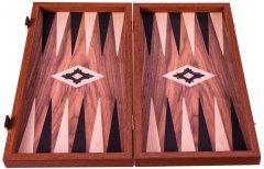 Нарды Manopoulos Дерево, коричневый, размер 48 x 25 см, вес 2.2 кг (TXL1KK)