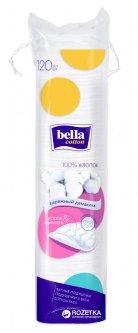 Ватные диски Bella Cotton круглые 120 шт (5900516400477)