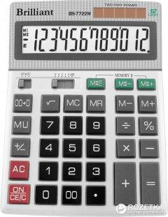 Калькулятор электронный Brilliant BS-7722M