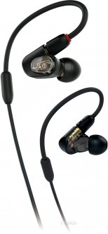 Наушники Audio-Technica ATH-E50 Black