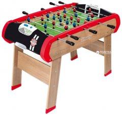 Деревянный полупрофессиональный футбольный стол Smoby Чемпион (620400)