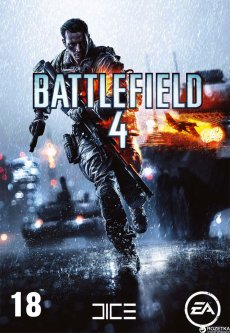 Battlefield 4 для ПК (PC-KEY, русская версия, электронный ключ в конверте)
