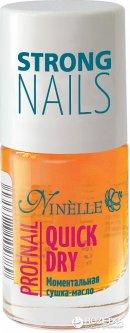 Мгновенная сушка-масло Ninelle Quick Dry Profnail 11 мл (8435328104789)