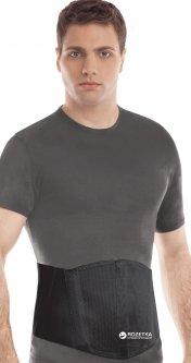 Бандаж противогрыжевой пупочный с ребрами жесткости Торос-Груп грыжа Тип-353-1 Black (4820114086716)